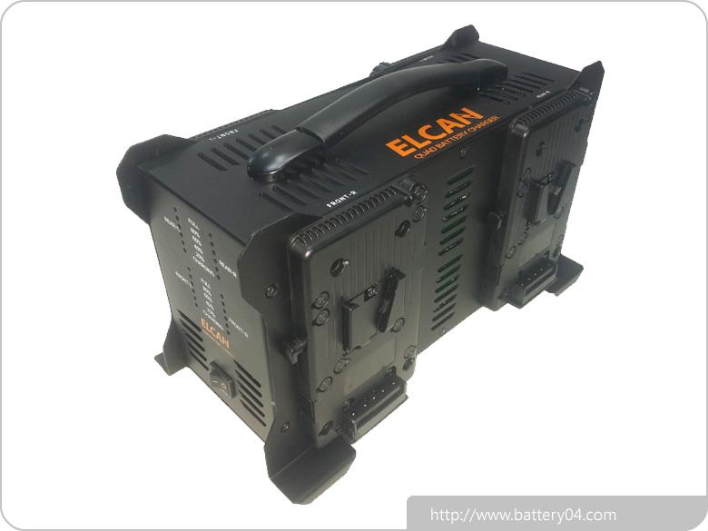 V마운트배터리충전기, 4채널브이마운트 배터리충전기